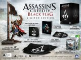 Assassin's Creed IV: Black Flag -- Limited Edition (PlayStation 3)